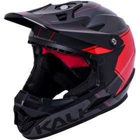 Kali Zoka Bike Helmet Men grey/red